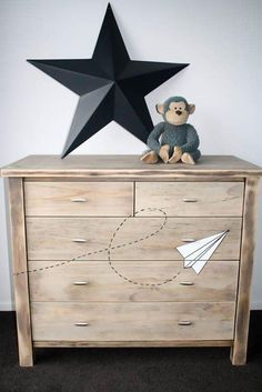 reciclar una cómoda con pintura, posible idea para RAST