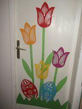 Kreatív Gyermekszoba Dekor fényképe. New Crafts, Diy And Crafts, Crafts For Kids, Spring Art, Spring Crafts, Bunny Crafts, Easter Crafts, Letter E Craft, Easter 2021
