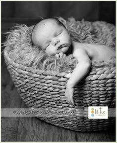 Liam's newborn pictures