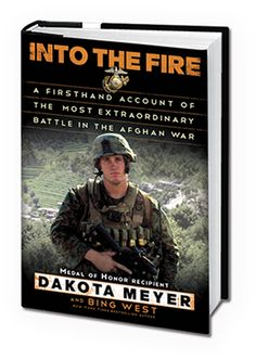 Dakota Meyer has an amazing story to tell.