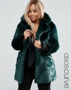 Plus size coats | Plus size jackets & large size coats | ASOS