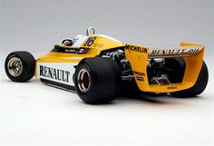 Renault RE-20 Turbo 1980