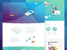 moltin - website by Damian Kidd #Design Popular #Dribbble #shots