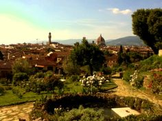 Florence for Free Blog- Five ways Florence can cure your spring fever