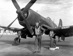 """F4U Corsair.  My favorite show to watch with my dad was """"Black Sheep Squadron"""""""