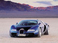Bugatti Veyron, a true beauty