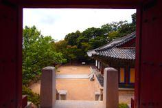 석굴암, 불국사[Seokguram Grotto and Bulguksa Temple] - 비로전