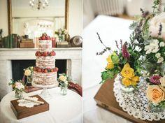 A Pre-Loved Élise Hameau Gown for a Romantic and Elegant Wedding at Pembroke Lodge (via Bloglovin.com )