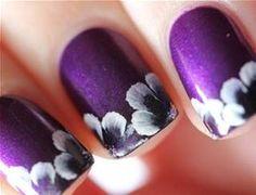 nail art for short nails #nailedit