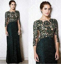 vestido de madrinha verde