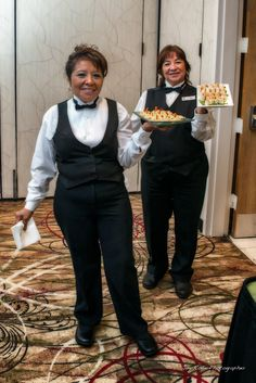 The AWP wedding professionals were served like kings! at the Doubletree by Hilton in Richardson/Dallas.