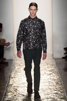 Patrik Ervell | Fall 2013 Menswear Collection | Style.com