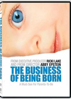 A must see for all expecting parents. @Shea Bridges this was the documentary i was telling you about, i watched it on Netflix if you have it!