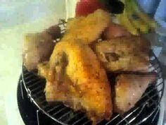 NuWave Oven: Heart Healthy Crispy Chicken