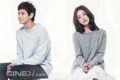 Kang Dong Won & Song Hye Kyo - Cine21