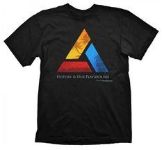 Gamer heaven - Assassin's Creed IV Black Flag TM T-Shirt Entertainment Official T Shirt , $18.16 (http://www.gamer-heaven.net/assassins-creed-iv-blackflag-t-shirt-entertainment-official-t-shirt/)