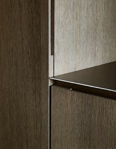 | DETAIL | countertop detail, adjacent cupboard pull detail