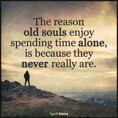 #empaths Old souls