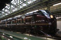 The Emperor's Train, Japan