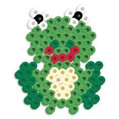 Perler Beads Fused Bead Frog by Perler Beads