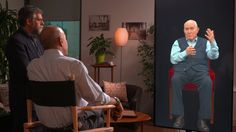 Holograms add new dimension to Holocaust survivor's story