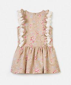 Floral print ruffle dress Dresses Girl Kids (2-6 years)   LANIDOR.COM - Mobile Shop Online