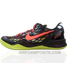 73777322c991 Nike Kobe VIII 8 Christmas Basketball Shoes Limited Edition New Arrival