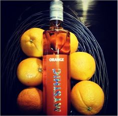New ORANGE MYSTHIC VODKA !