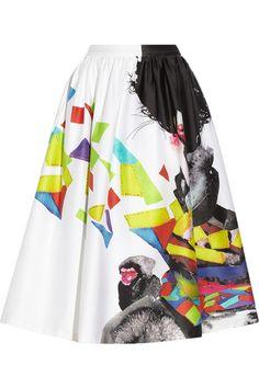 Alice  Olivia A Line Skirt