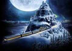 The Polar Express . . .
