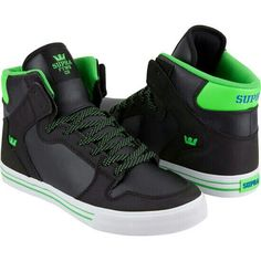 check out fbaff a3837 Supra TK Vaider Lime Green and Black 89.97 at Tillys.com