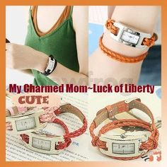 http://mycharmedmom.com/2012/07/02/my-charmed-moms-luckofliberty-braided-wrap-around-watch-giveaway/
