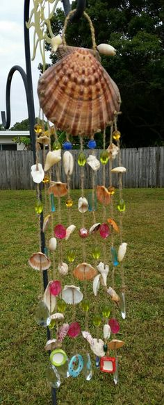 Check out this item in my Etsy shop https://www.etsy.com/listing/211358240/sea-breeze-wind-chimes