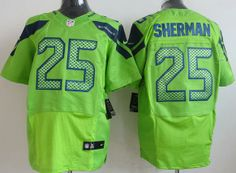 Cheap NFL Jerseys Outlet - Seattle Seahawks 24# Marshawn Lynch blue Jersey | Cheap NFL ...