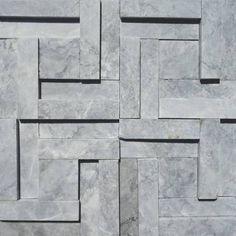 Brogliato Revestimentos - Coleções - 3D Mosaic - D070 Arabescato - 30x30cm