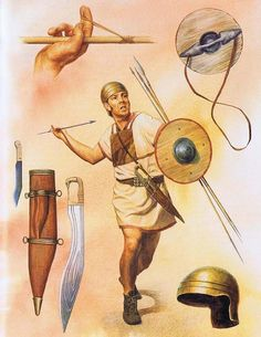 Roman vs Carthaginians