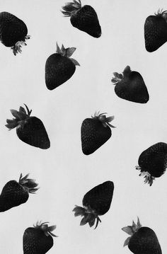 black strawberries available at society6.com
