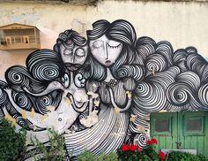 Athens | Plaka | Sonke Graffiti