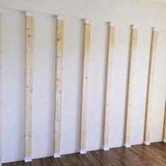 여기가 나무를 넣어 버텨 곳. 디어 벽 자체는 1000 엔 ~ 1500 엔 정도, 2 × 4 목재 홈 센터에서 수백 엔으로 구입 가능. 이렇게 만든 기둥이 있으면, 나머지는이를 기초로 선반과 목공 수납 등 어레인지는 자유. DIY 팔 봐 키!