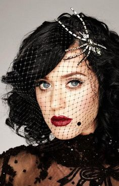 Sulty Katy Perry veiled. My very favorite, unless of course, there is...