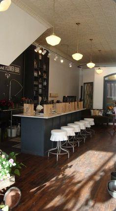 Flower Bar at Spruce