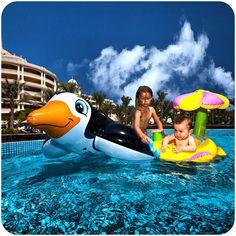 Kids' Pool at Kempinski Hotel Palm Jumeirah Dubai