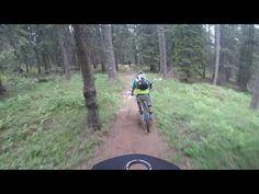 Madesimo La valle delle streghe Bike Park - YouTube