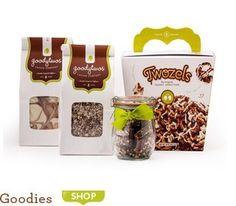 GOODYTWOS TOFFEE COMPANY: Toffee Goodies