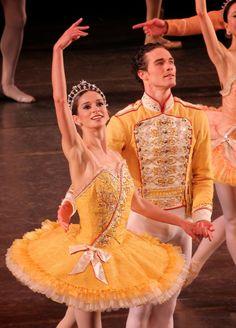 Polina Semionova and Cory Stearns, American Ballet Theatre