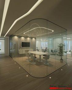Office glass minimal