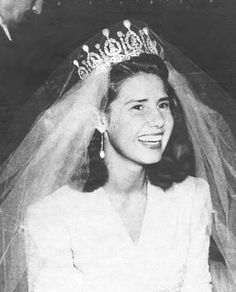 Doña María del Rosario Cayetana Fitz-James Stuart y Silva, 18th Duchess of Alba de Tormes, Grandee of Spain (born March 28, 1926) is the current head of the House of Alba and the third woman to carry the title in her own right.  The matriarch's supreme title is Duchess of Alba. On 12 October 1947, the Duchess married Don Luis Mario Orlando Martínez de Irujo y Artázcoz (1919-1972), son of the Duke of Sotomayor.