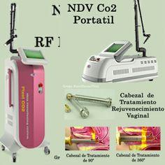 Gama NDV Co2 + RF FRACCIONAL + REJUVENECIMIENTO  VAGINAL