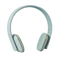 Kreafunk Wireless Bluetooth On-Ear Kopfhörer Dusty pink Running Headphones, Bluetooth Headphones, Wireless Headphones, Over Ear Headphones, Smartphone, Headphone With Mic, Usb, Earmuffs, Bedrooms