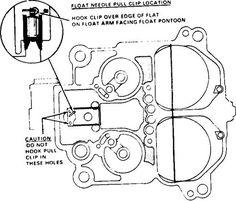 28 best q jet images jet chevy car stuff Tillotson Carburetor Kits how to rebuild a rochester quadrajet carburetor